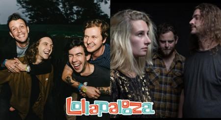 The Frights & Slothrust Playing Lollapalooza 2017