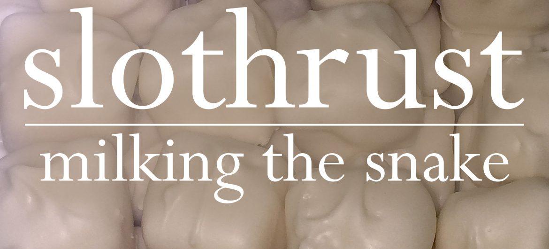 "Slothrust releases new track ""Milking The Snake"""