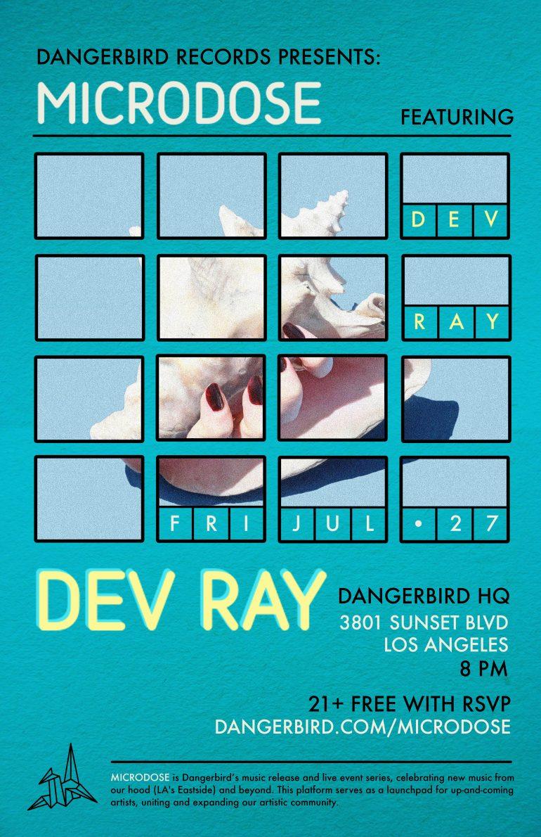 DEV RAY MICRODOSE SHOW