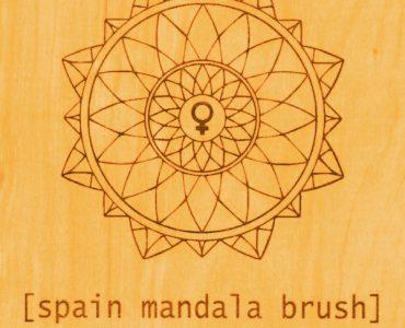 New Spain Album <i>Mandala Brush</i> Out Now!
