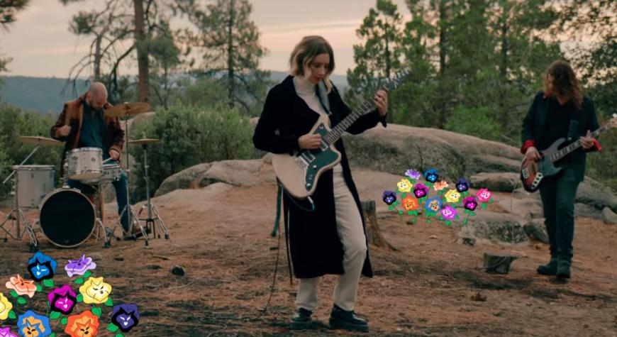 "Slothrust premiere fairytale inspired video for ""Peach"" via Kerrang! Radio"