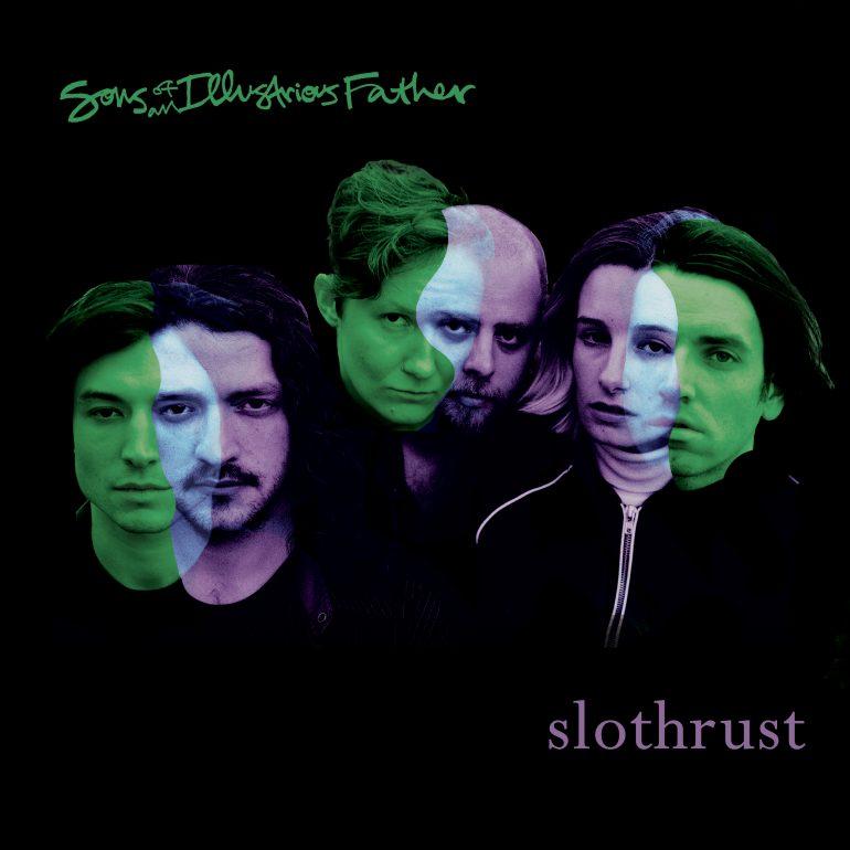 Slothrust – U.S. Gay b/w Sons of an Illustrious Father – Horseshoe Crab